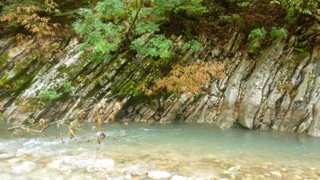 Acheloos River, Mesochora. Credit: Eva Colombari