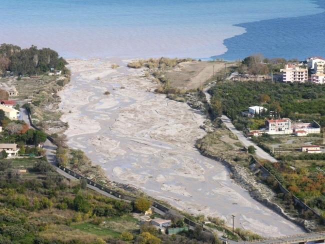 Krathis River (estuaries). Credit: Nikos Skoulikidis