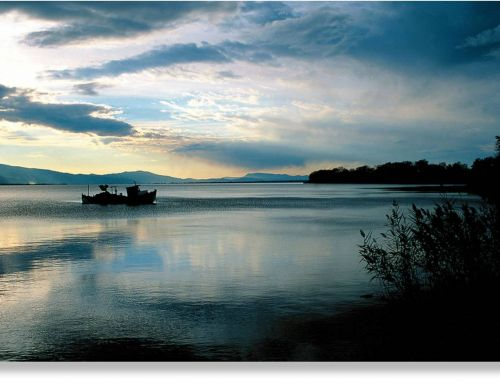 Trichonis: Natural diamond of Greece's lakes