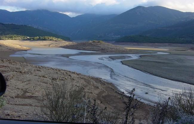 Ladonas River (Fragmalimni). Credit: Ch. Daoulas
