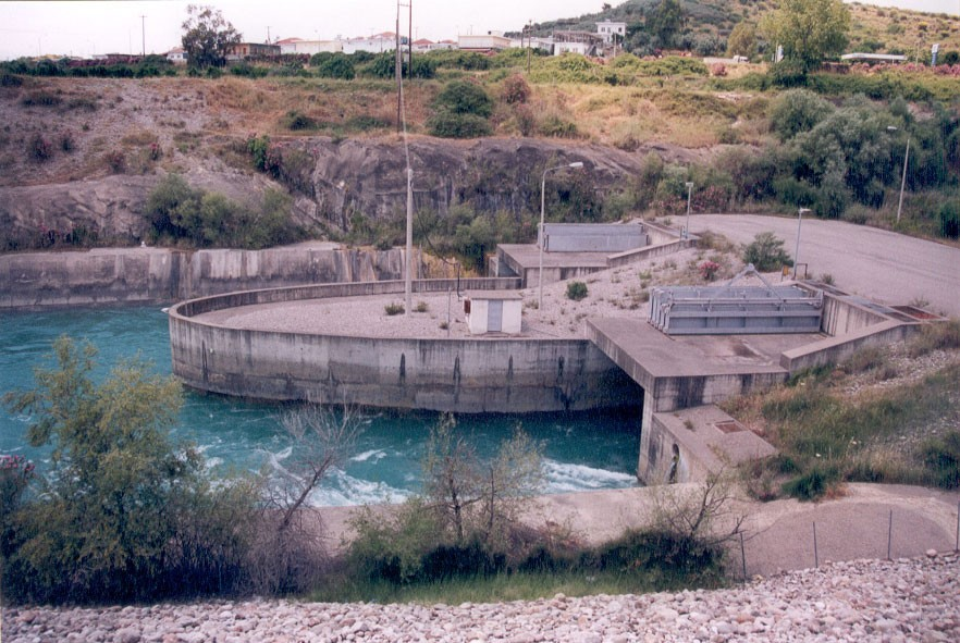 Stratos Dam, Acheloos River. Credit: Ch. Daoulas