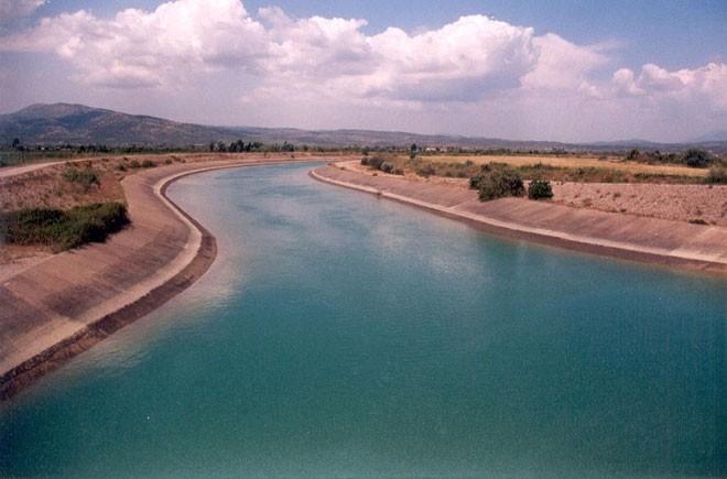 Ladonas River, Credit: Ch. Daoulas