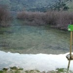 Mediterranean Temporary Pond near Kourna Lake, Chania. Credit: Elias Dimitriou