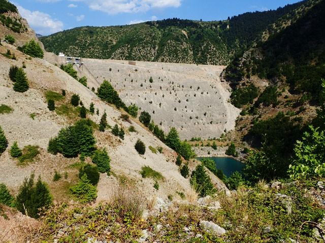 Dam of Mesochora