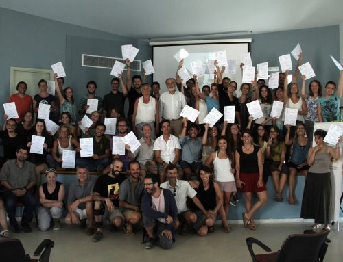 "4th Summer School on ""Aquatic & Social Ecology: Theory & Practice"" (Samothraki Island, Greece)"