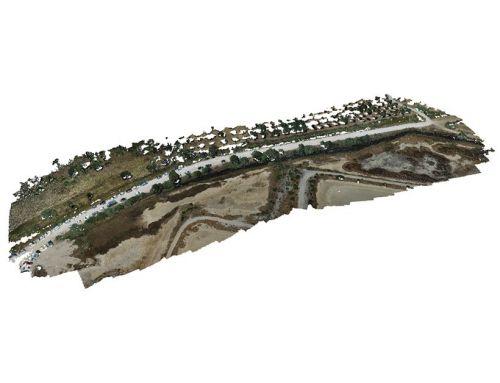 Voidokoilia Canal