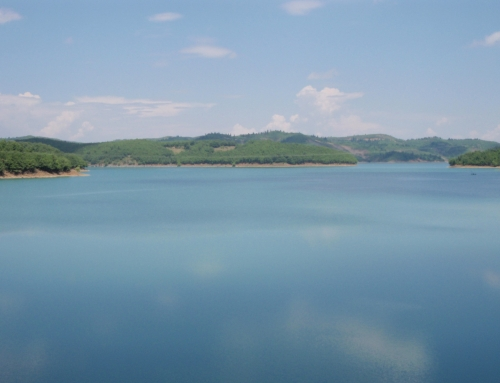 Lakes, Dams & Reservoirs
